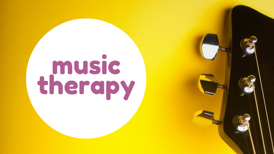 Join us: Music Therapy Taster