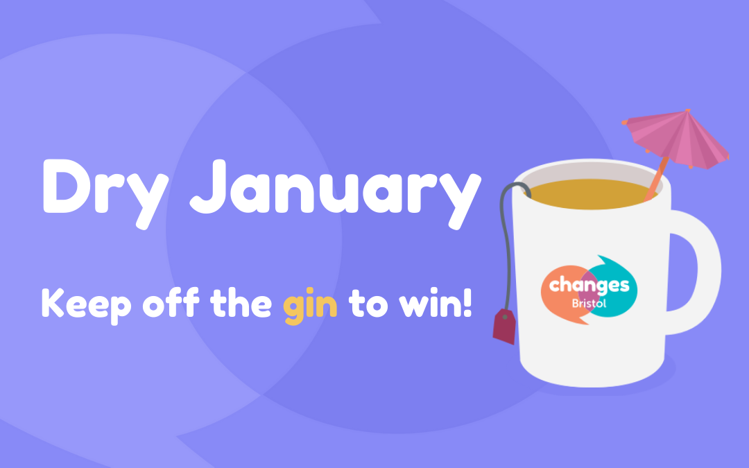 Take on a challenge: Dry January