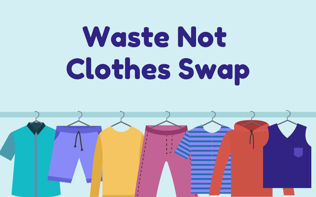 Join us: Clothes Swap