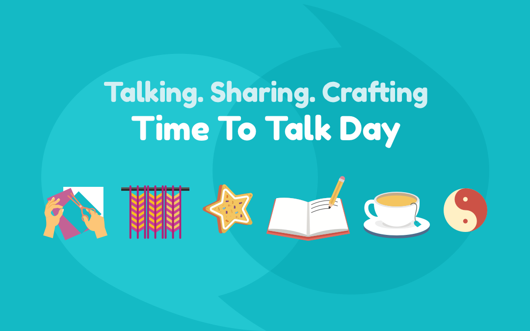 Join us: Time to Talk Day – 6 Feb 2020