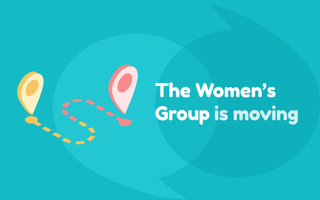 ALERT: Women's Group is Moving