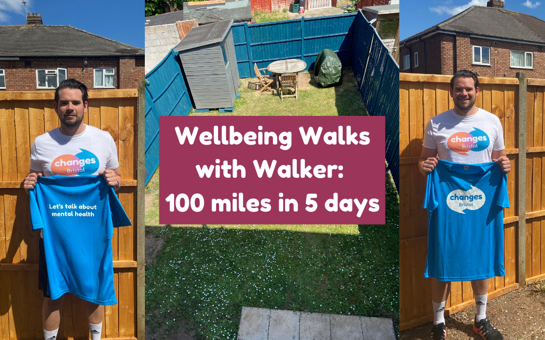 Wellbeing Walks with Walker