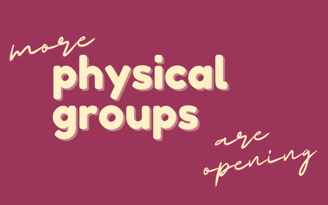 ALERT: South Bristol Groups Opening this January