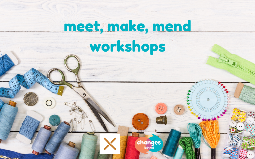 Meet Make Mend: Free workshops!