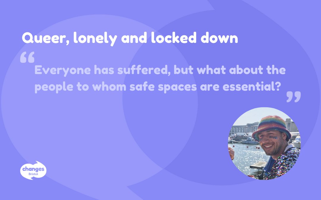 Queer, lonely and locked down