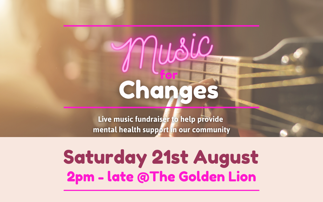 Join us – Music for Changes
