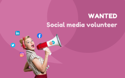 WANTED: Social media volunteer