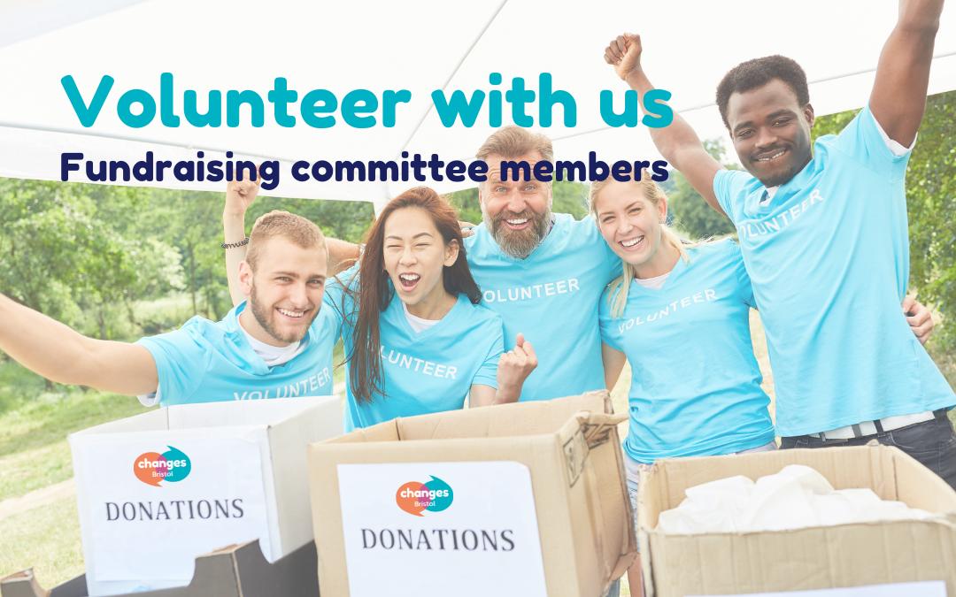 We're looking for fundraising volunteers!
